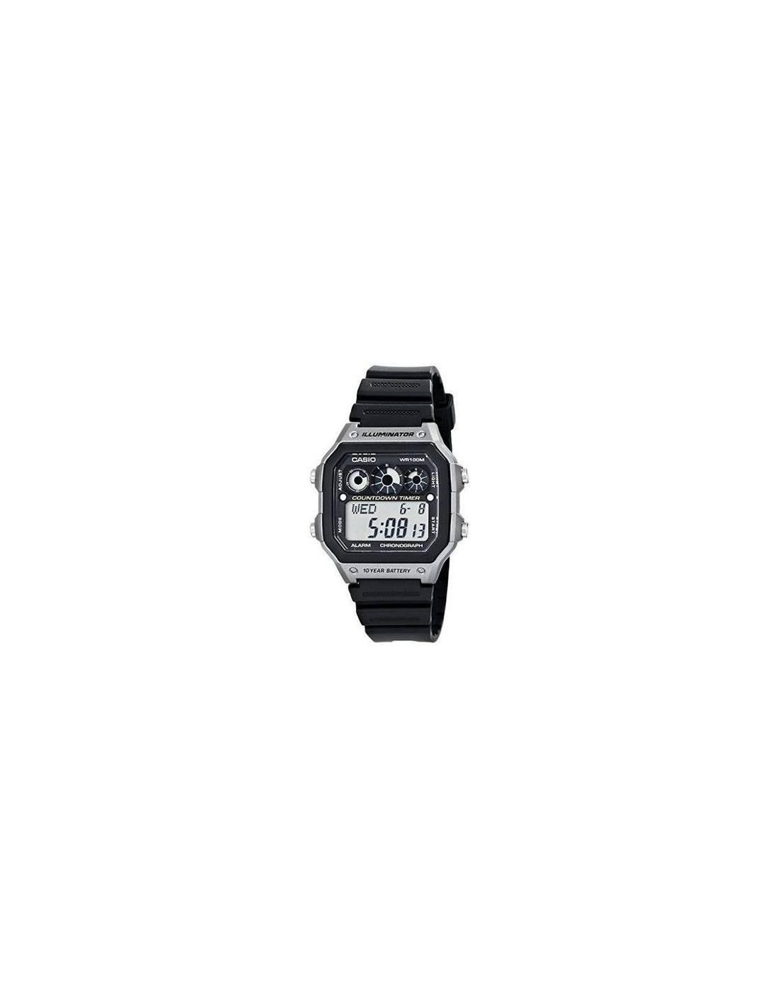 Casio Reloj Para Hombre Ae 1300wh 8avcf Pantalla Digital