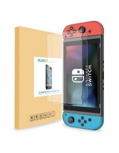 Pleson Protector De Pantalla Vidrio Templado Nintendo Switch
