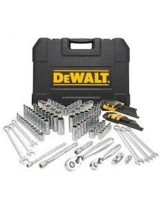 Dewalt Dwmt72163 Juego De Herramientas Mecanicas De 118 P