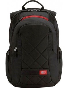 Case Logic Mochila 16 Laptop Backpack Dlbp-116 - Black Negro